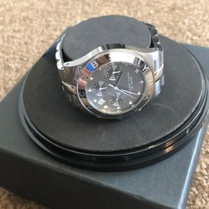 Marc by Marc Jacobs Grey Watch